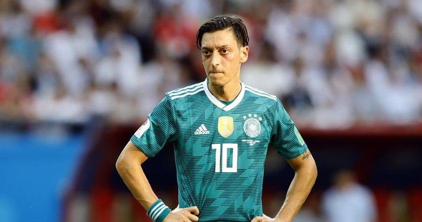 AfD'den Mesut Özil'e çirkin gönderme