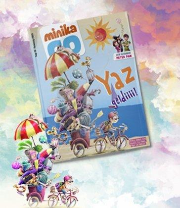 01.07.2019 MinikaGo Dergi - Sayı: 31