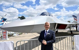 Turkey's first fighter jet named TF-X makes debut at Paris Air Show