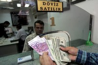 Turkish lira sees new record lows against US dollar, euro