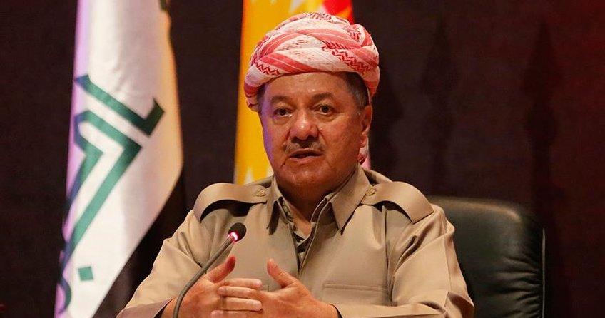 Barzaniden ret kararı gözden geçirilsin çağrısı