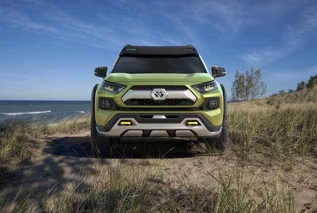 Toyota'dan macera severlere özel yeni SUV