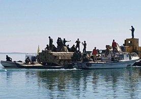 ABD silahlandırdı, PKK'lı teröristler rahat!