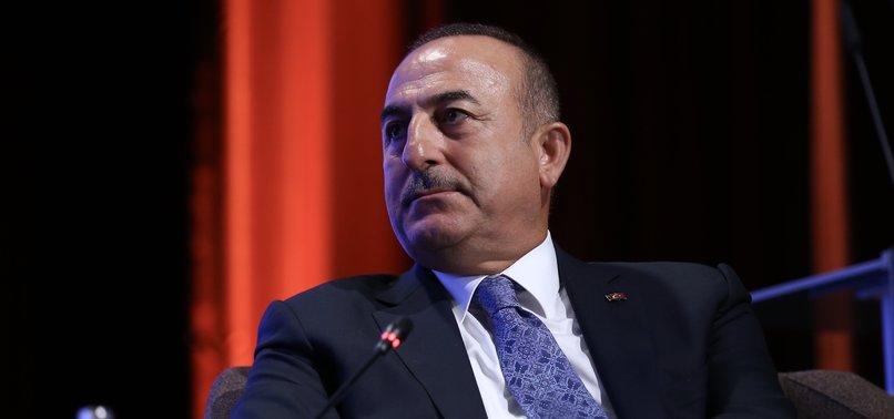 FM ÇAVUŞOĞLU TO PAY 2-DAY VISIT TO NORTHERN CYPRUS