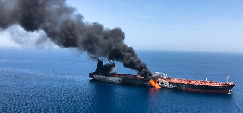OIL TANKER ATTACKS IN THE GULF COULD BE LEVERAGE FOR SANCTIONED IRAN - EXPERT