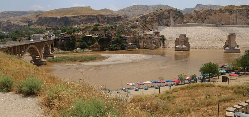 HISTORIC HASANKEYF CASTLE IN SOUTHEASTERN TURKEY TO WELCOME VISITORS SOON