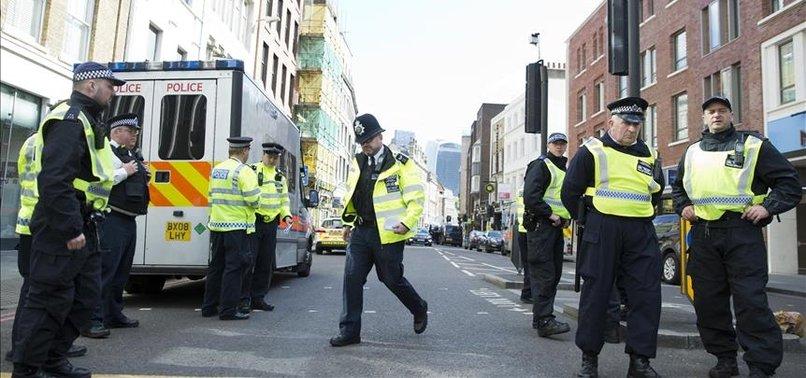 UK POLICE ARREST 6 IN NEO-NAZI TERROR GROUP PROBE