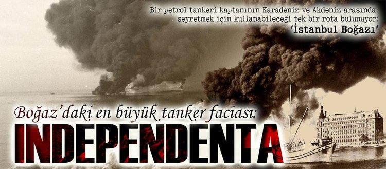 Arşivlerden çıkan '1981 yılında İstanbul Boğazı…'