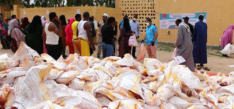 TURKISH RED CRESCENT DISTRIBUTES MEAT TO THOUSANDS OF SOMALI FAMILIES ON EID AL-ADHA