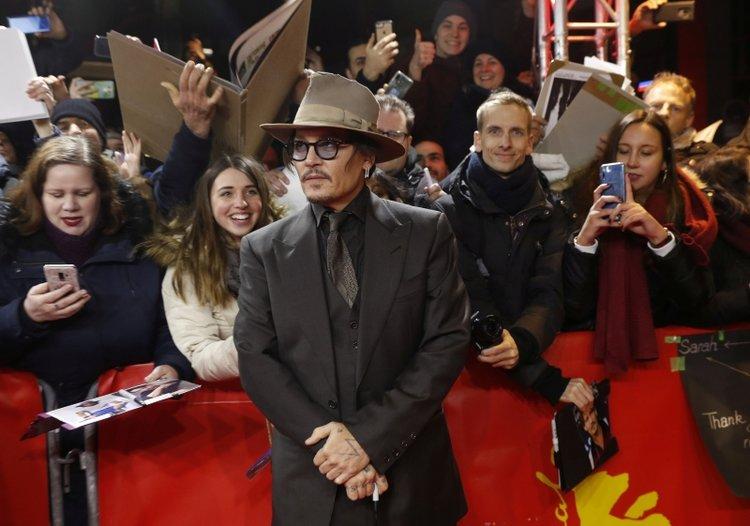Johnny Depp Türkiye'ye geliyor!