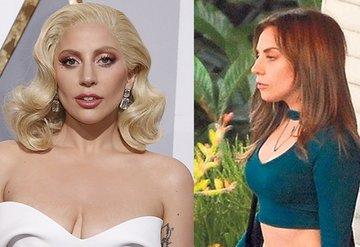 Lady Gaga'dan marjinal değişiklik