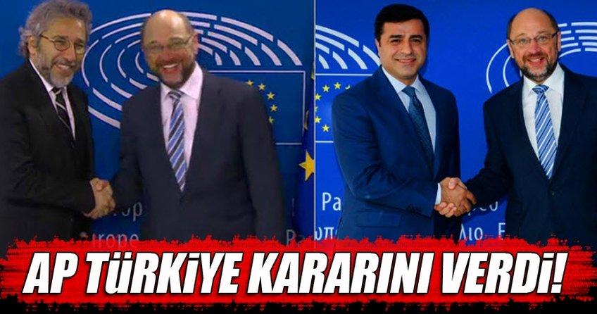 AP'den Türkiye kararı!