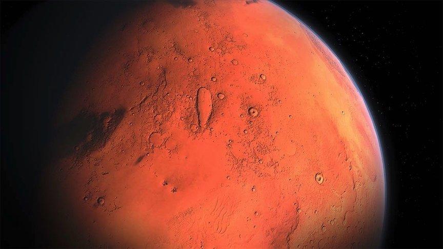 MARS'IN UYDULARI PHOBOS VE DEİMOS MUHTEMELEN BİR ZAMANLAR TEK BİR CİSİMDİ