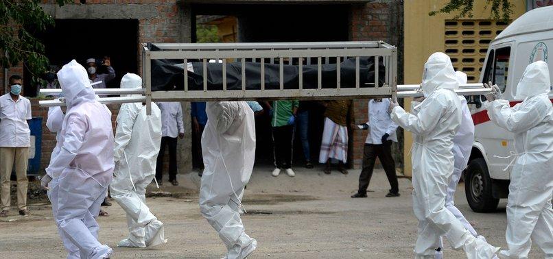 GLOBAL NOVEL CORONAVIRUS DEATHS TOP 750,000 THRESHOLD