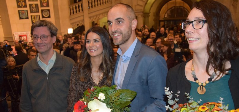 GERMAN CITY ELECTS ETHNIC TURKISH MAYOR FOR FIRST TIME