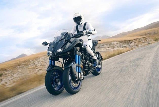 Üç tekerlekli motorun Türkiye fiyatı belli oldu