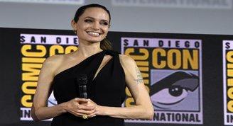 Angelina Jolie Marvel evrenine katılıyor