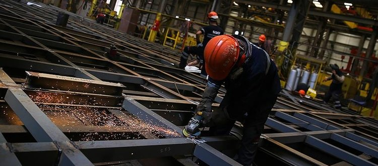 Sanayi üretimi 2018de arttı