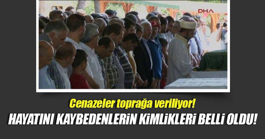 Gaziantep'teki patlamada hayatlarını kaybedenlerin kimlikleri belli oldu