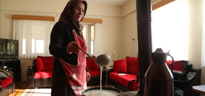 HOBBIES BECOME SMALL BUSINESSES IN TURKEY