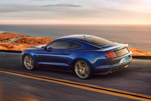 Ford Mustang dünyanın en çok tercih edilen spor otomobili oldu