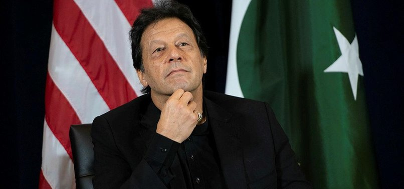 PAKISTAN COMMITTED BLUNDER BY JOINING US AFTER 9/11, PM IMRAN KHAN SAYS