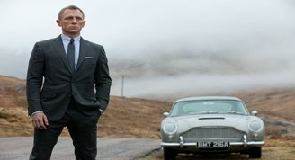 25. James Bond filminin adı: No Time To Die