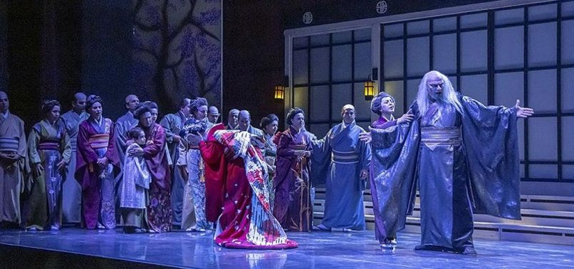 TURKEY TO STAGE PUCCINIS CLASSIC MADAMA BUTTERFLY