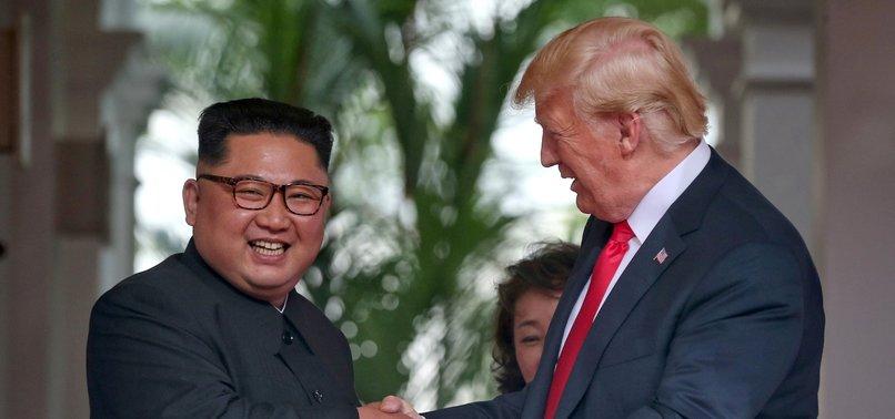 TRUMP DECLARES NORTH KOREAN NUCLEAR THREAT OVER