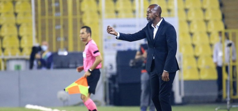 TRABZONSPOR PART WAYS WITH MANAGER EDDIE NEWTON