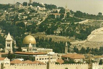 Kutsal şehir Kudüsün tarihi