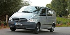 German officials order recall of Mercedes diesel vans