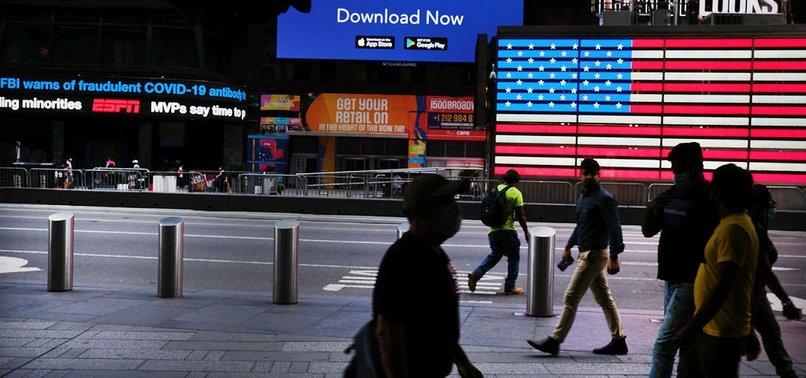 U.S. CORONAVIRUS CASES HIT NEW GLOBAL RECORD, RISING OVER 55,000 IN SINGLE DAY