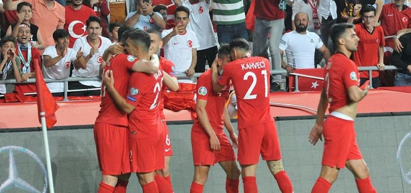 TURKEY CLIMBS TWO PLACES IN FIFAS WORLD RANKINGS