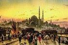 Üç İstanbul ve insan manzaraları