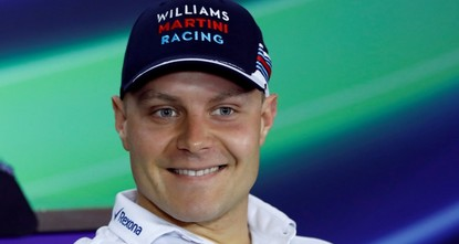 Finnish driver Valtteri Bottas will race alongside three-time champion Lewis Hamilton at Formula One team Mercedes this season. The 27-year-old Bottas will fill the seat left by world champion Nico...