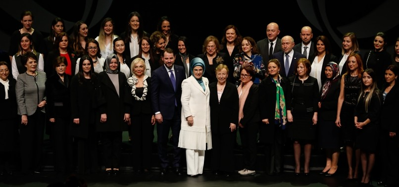WOMEN EMPOWERING TURKEY AWARDS ENCOURAGE MORE WOMEN IN ENERGY, DEVELOPMENT