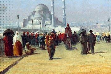 Batıya Osmanlının kalbini gösteren ressam