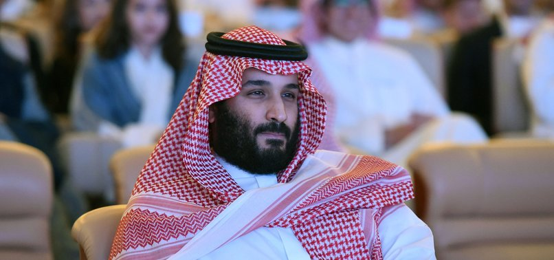 SAUDI PRINCE SALMAN CONVEYS DETAILS OF 'DEAL OF CENTURY' TO PALESTINE