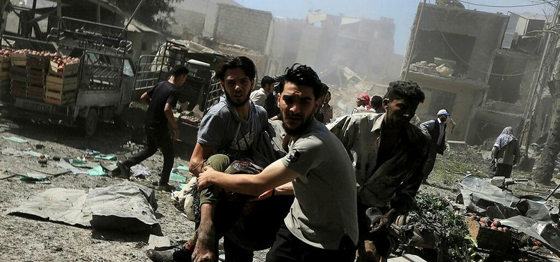 UN PROBE: RUSSIA BEHIND DEADLY AIRSTRIKE ON SYRIAN MARKET
