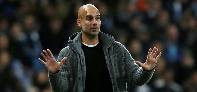 MANCHESTER DERBY WILL NOT DEFINE CITYS SEASON, SAYS GUARDIOLA