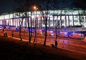 İstanbul'da teröre lanet yürüyüşü