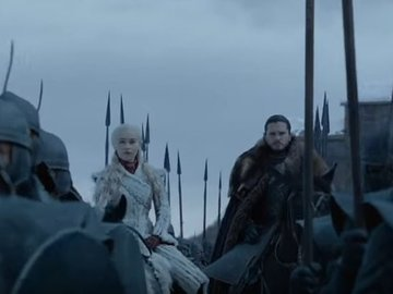 Game of Thrones 8. Sezon yeni Fragmanı