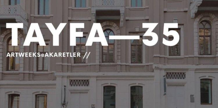 Tayfa 35, Akaretler 35 Numarada Sanatseverleri Bekliyor