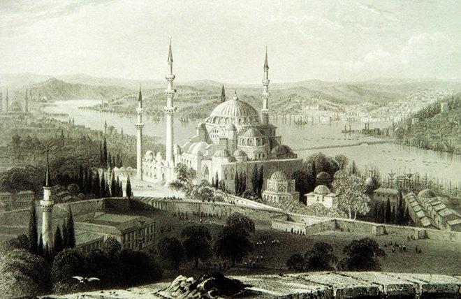 İslam uygarlığı ile mükemmel forma ulaşan kubbe mimarisi(11 Aralık 2018)