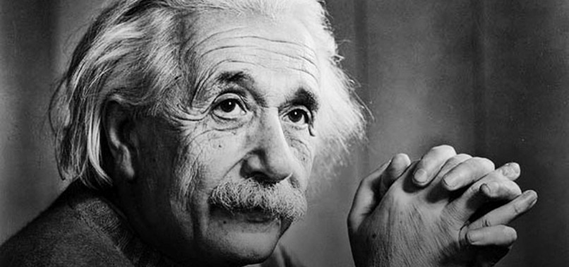 EINSTEIN'S UNSEEN TRAVEL DIARIES REVEAL RACIST ATTITUDE TOWARDS CHINESE PEOPLE