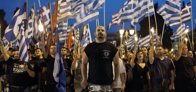 HUMAN RIGHTS GROUPS HIGHLIGHT RISE IN GREEK MINORITY ATTACKS