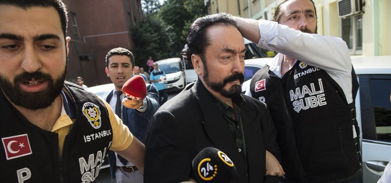 ISRAELI PRESS COVERS ARREST OF TURKISH TELEVANGELIST ADNAN OKTAR