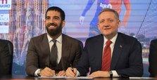 Arda Turan signs with Medipol Basaksehir