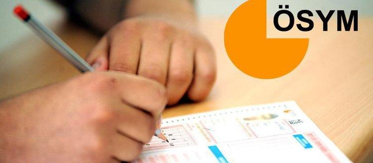 KPSS alan bilgisi sınav soruları ve cevapları erişime açıldı